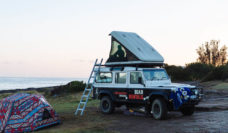 WIN a $1000 gift voucher to USE at any Bear Rentals depot for 4WD camper van hire