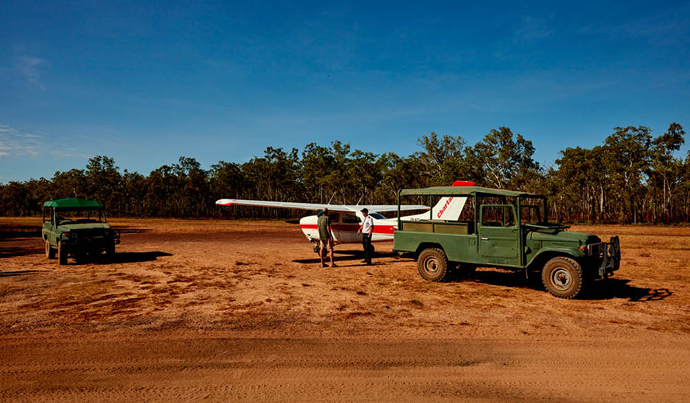 Davidson's Arnhem Land Safaris, Northern Territory