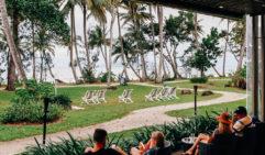 Island vibe ashore: Castaways Resort & Spa, Mission Beach (photo: Elise Hassey).