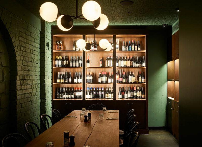 Osteria Ilaria restaurant interior Melbourne
