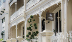 Spicers' lastest hotel opening in Potts Point, Sydney.