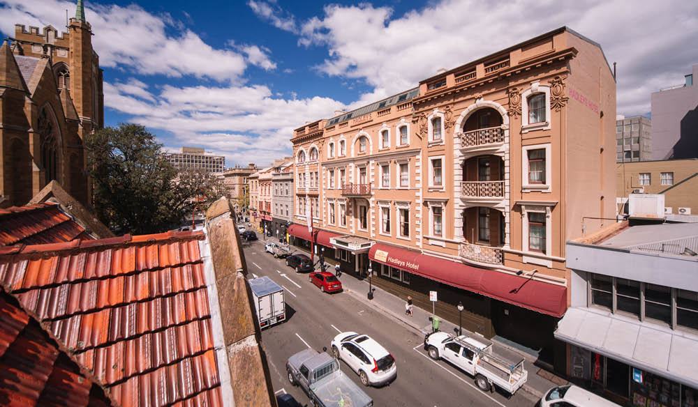 Hadleys Hotel Hobart is the perfect mix of classic and modern.
