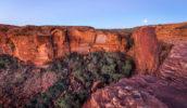 Kings Canyon Sunset