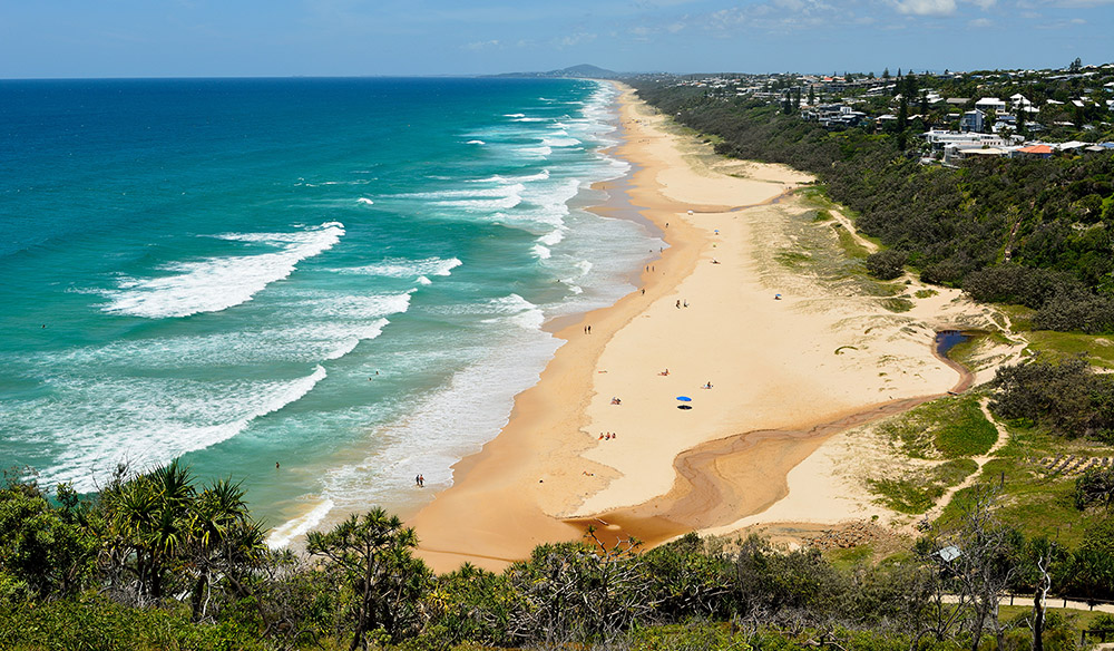 Sunshine Beach, QLD.
