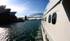 True North takes a Sydney Harbour New Year's Eve cruise to the next level.