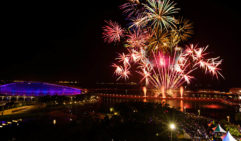 Top New Year's Even in the Top End: Darwin's waterfront is the place to be come midnight.