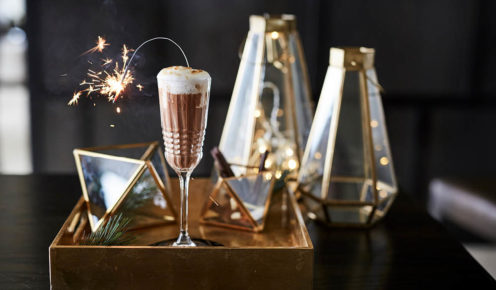 Celebrate Christmas in style with a cocktail at Sofitel on Collins.