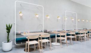 No. 19's Ascot Vale Cafe design Melbourne