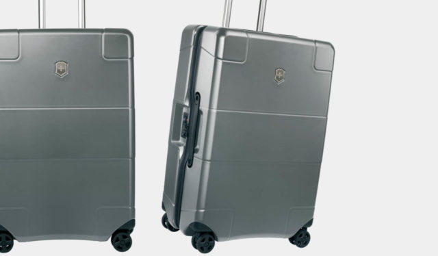 WIN a Victorinox Lexicon Medium Hardside Case ($1079)