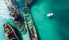 Tangalooma Wrecks Moreton Island snorkelling Brisbane