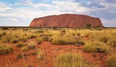Uluru in the Red Centre