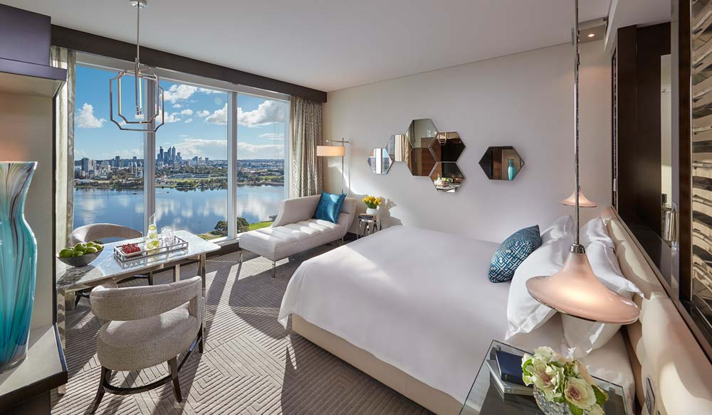 most expensive hotel luxury crown towers perth