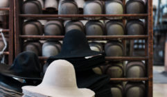One thousand hats are manufactured per day (photo: Jonathan Cami).