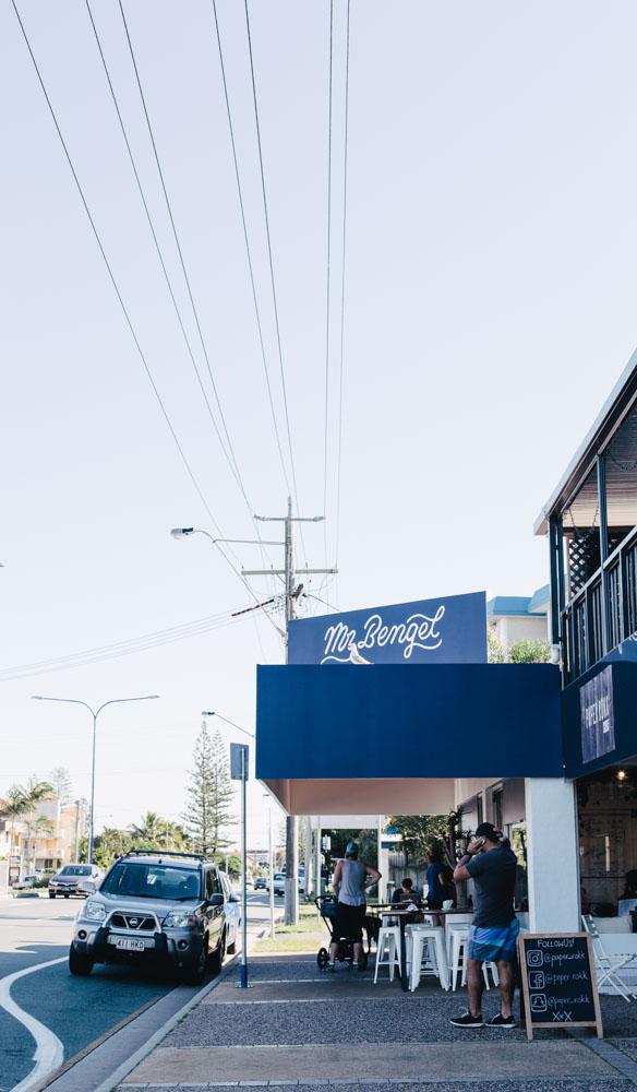Mr. Bengel Palm Beach Gold Coast Queensland food bars coffee
