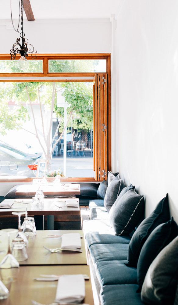 Blue Door on 5th Palm Beach Gold Coast Cafe Restaurant