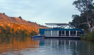 river cruise bush murray river carpe diem south Australia luxury