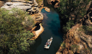cobbold gorge queensland outback