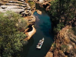 cobbold gorge queensland outback