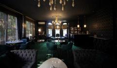 Berida Hotel's lounge exudes a modern yet still-unique vibe.