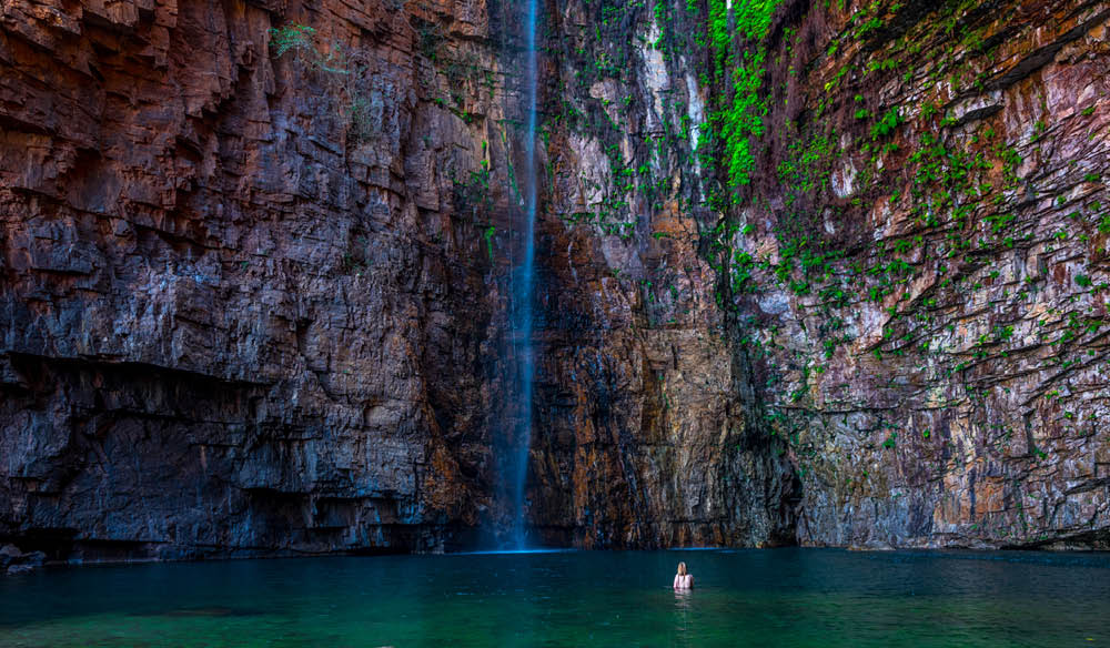 Everything the Kimberley has to offer is located across the El Questro's 700,000 acres