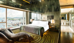 The W Hotel in West Kowloon, Hong Kong, comes highly recommended by Samantha for its dreamstate.