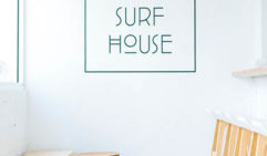 Avoca Surf House: beach-side classics with a global twist and cocktails in a chic space with seas views. Tick, tick and tick.