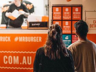 food truck booming Ekka Dairy Hall Brisbane culture Sugar Building
