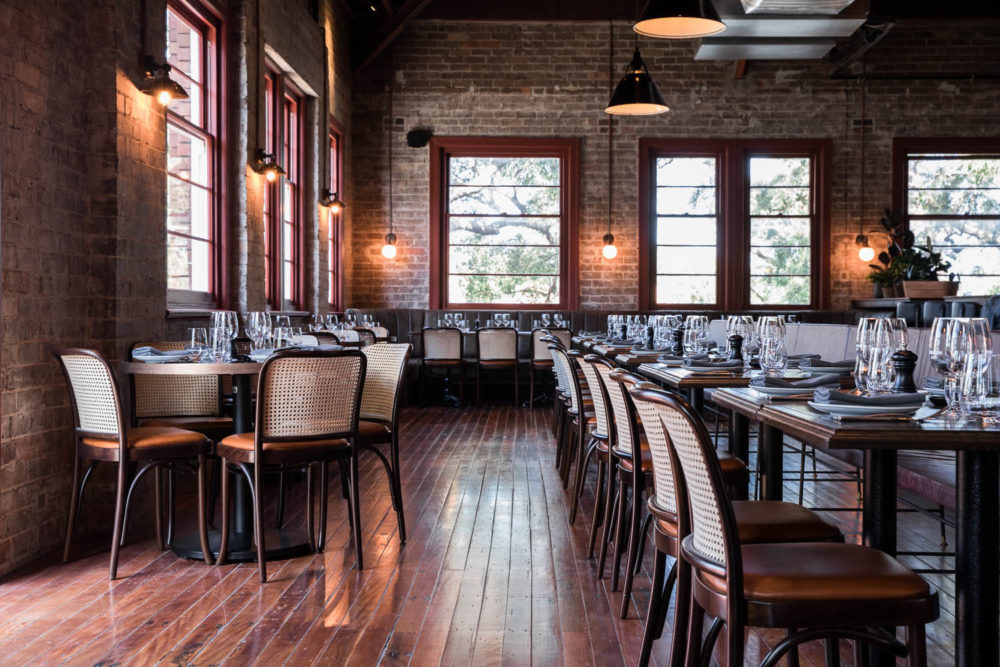 Sydney restaurant wine dine rosebery Stanton & Co.