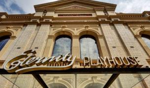 Arthur Stace The Eternity Playhouse Sydney