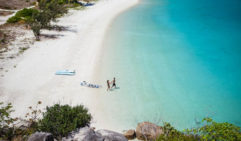 Traditionally thought of as the kind of place where children are made and not heard, Lizard Island is probably about as child-friendly as it gets in subtle non-kids-club kind of way.