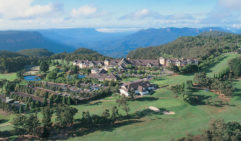 Blue Mountains kids' mecca: Fairmont Resort offers golf classes for juniors at nearby Leura Golf Club, indoor and outdoor pools, and pony rides.