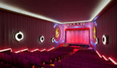 Retro cinema classic theatre films movies Hayden Orpheum Picture Palace Sydney