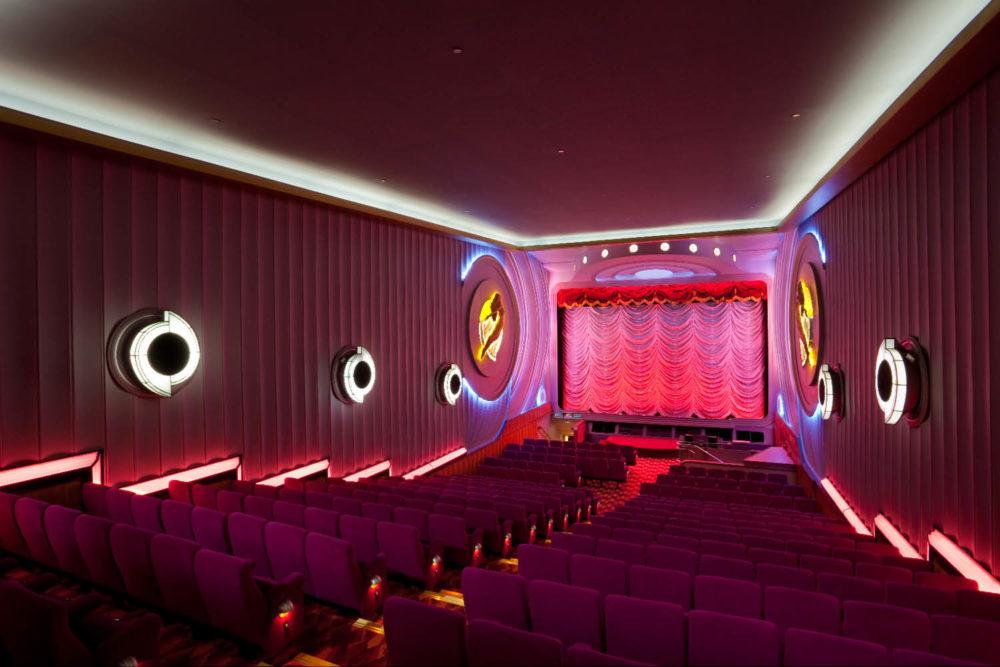 Cinema Hayden Orpheum Picture Palace Sydney