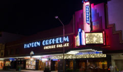 The Hayden Orpheum Picture Palace has been a familiar face in Sydney's Eastern Suburbs since early last century.