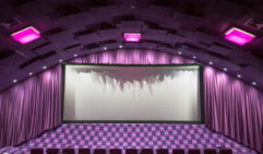 New Farm Cinemas, Brisbane, has retained classic touches in its standout themed grand Purple Room.
