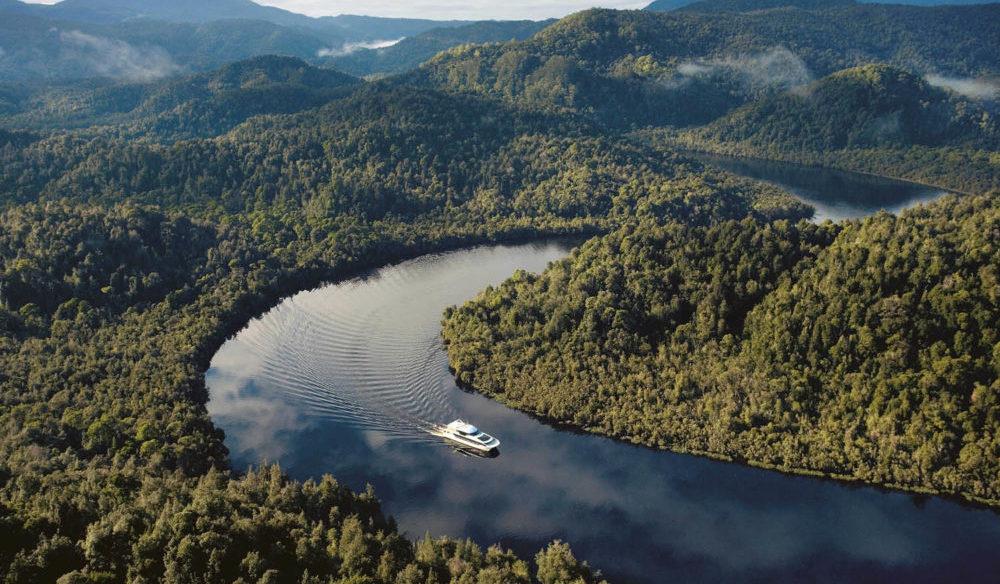 Gordon River Cruise Strahan