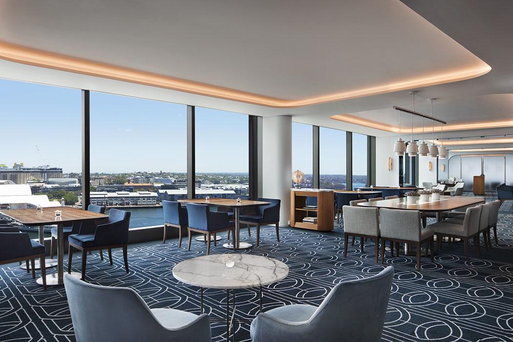 16 Regency Club Lounge - View