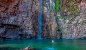 Emma Gorge Waterfall