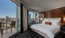 Swissotel Skyline Balcony Room