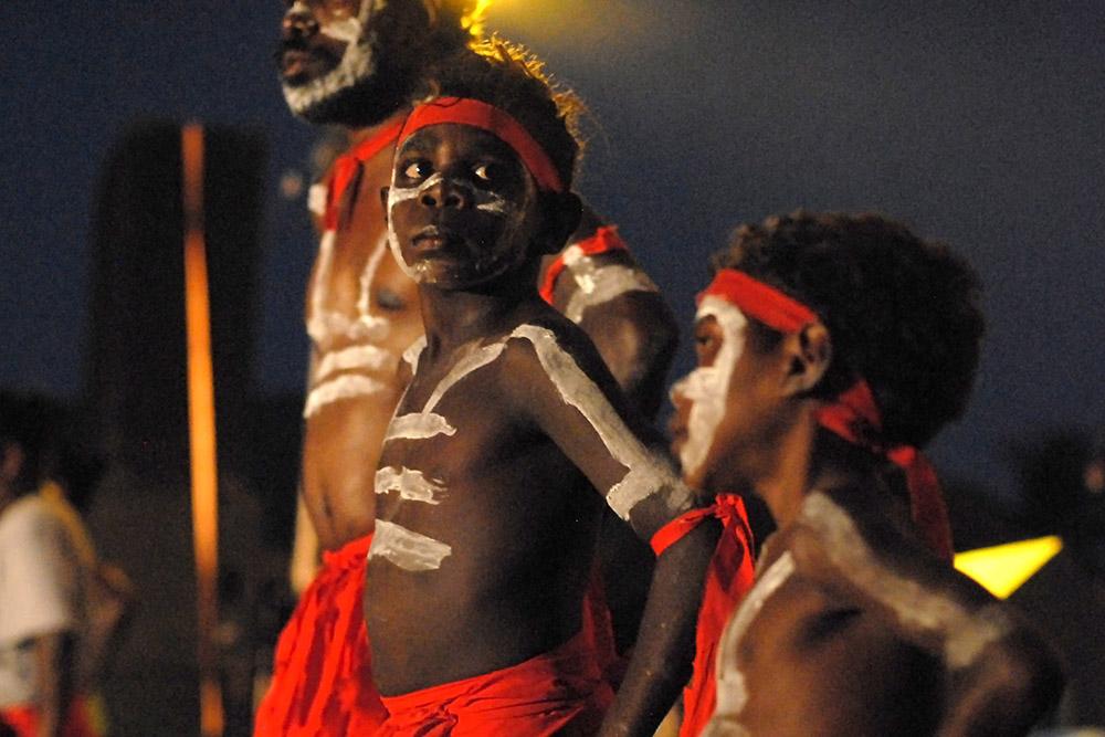 Mahbilil Festival, Jabiru. September 11 2010