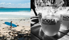 food wine and beaches Noosa