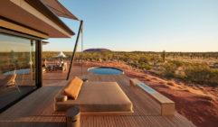 Longitude 131, Uluru. Photo courtesy of Tourism NT.