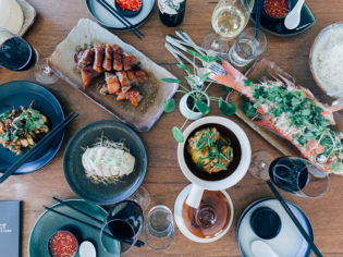 Chow's Table, Margaret River