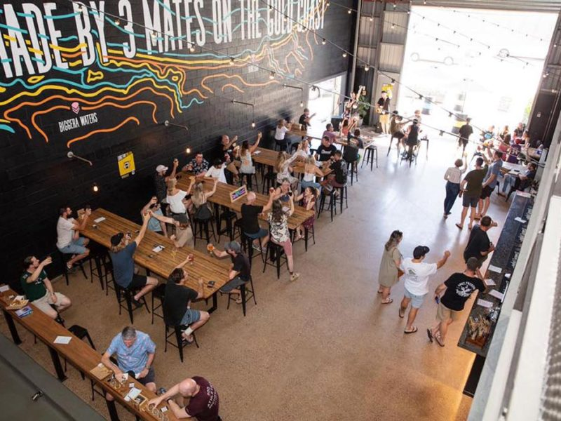 gold coast breweries Black Hops Brewing