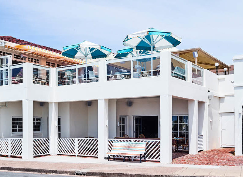 The newly opened Shoal Bay Country Club