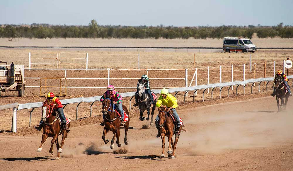Brunette Downs Races, Northern Territory