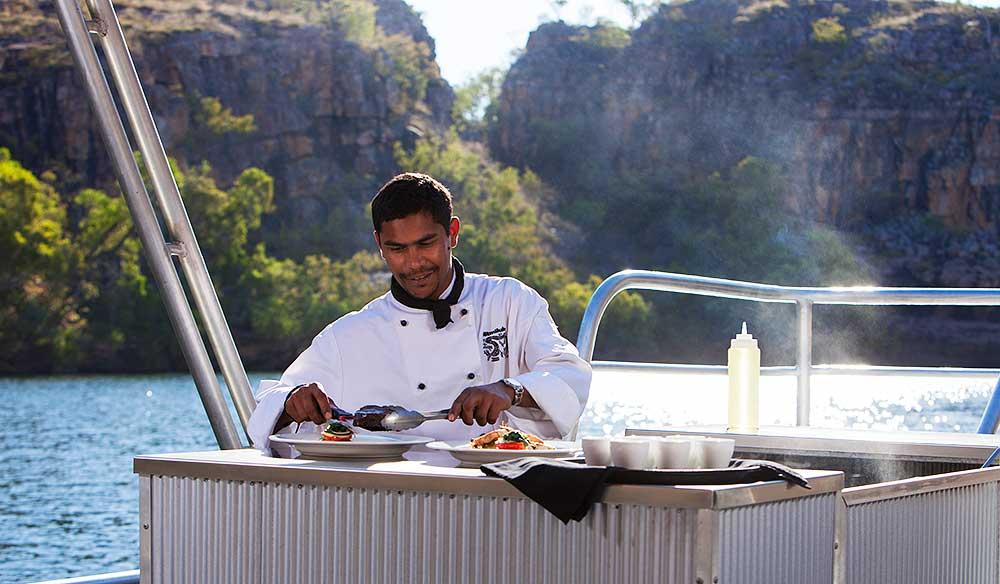 Nitmiluk (Katherine) River Gorges Dinner Cruise