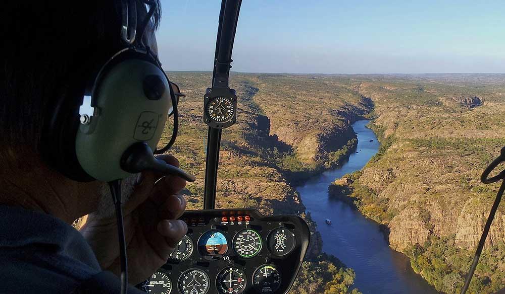 Nitmiluk Helicopters, Northern Territory