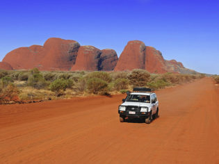 Red Centre Way, Northern Terriitory
