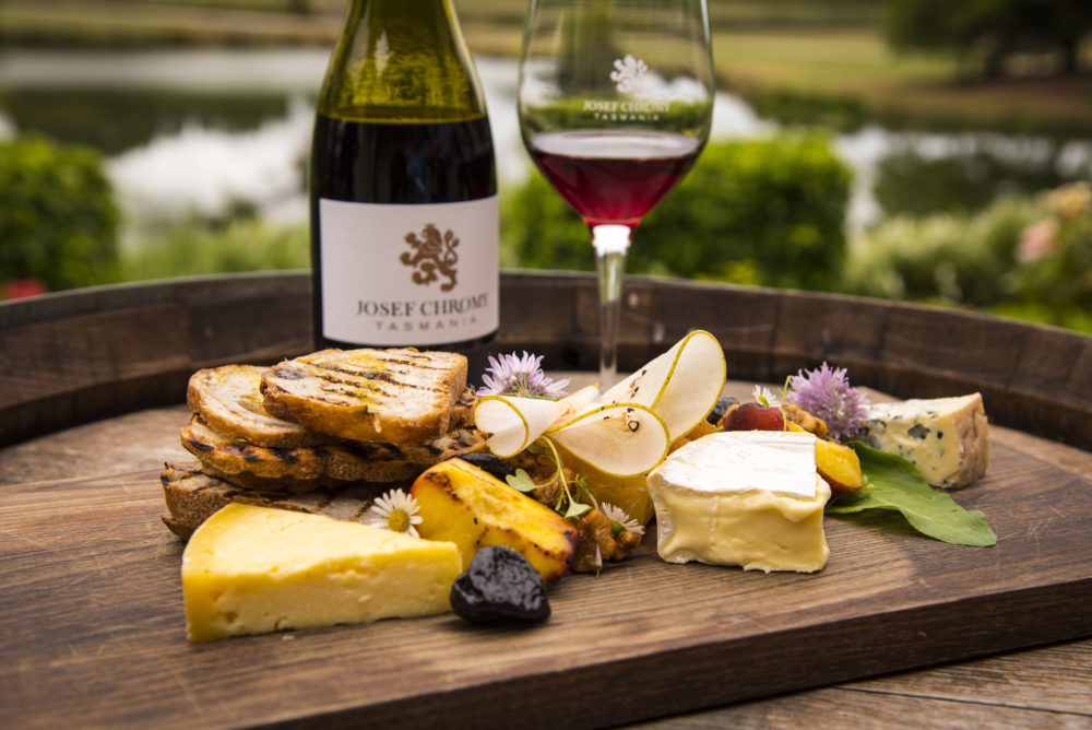 Located at Relbia, a fifteen minute drive south of Launceston in Northern Tasmania and just a short distance from the Launceston Airport. The estate includes a 61 hectare (150 acre) vineyard and newly completed state of the art winery, producing elegant wines from premium cool climate fruit.